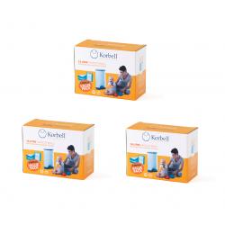 Korbell Standard Refill 9-pack