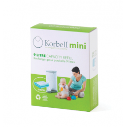 Korbell mini Refill 1-pack