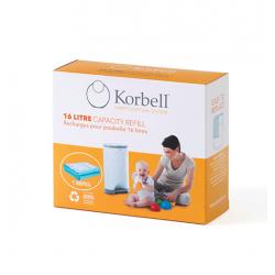 Korbell Standard Blöjhink Refill 1-pack